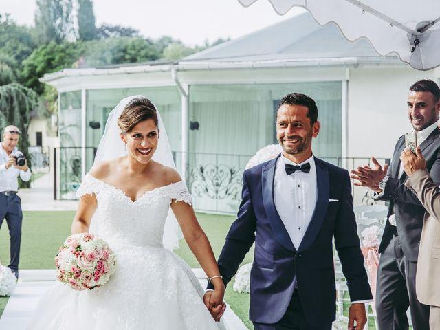 Le mariage de Ihab et Ornella à Ris-Orangis, Essonne 216