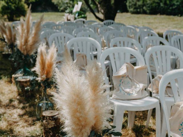 Le mariage de Laurent et Emma à Saint-Clar-de-Rivière, Haute-Garonne 4