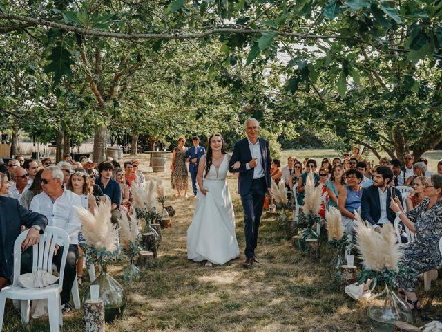 Le mariage de Laurent et Emma à Saint-Clar-de-Rivière, Haute-Garonne 26