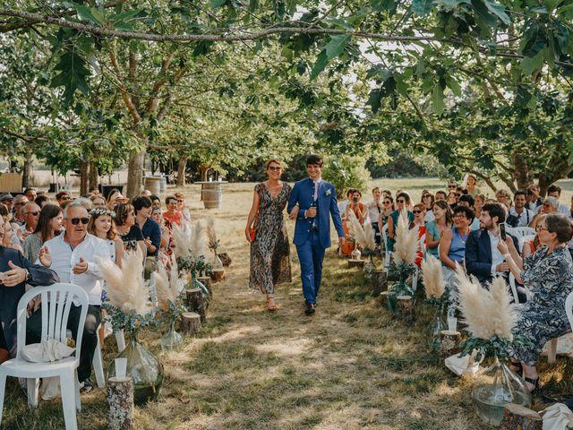 Le mariage de Laurent et Emma à Saint-Clar-de-Rivière, Haute-Garonne 27
