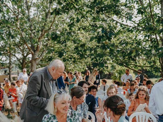 Le mariage de Laurent et Emma à Saint-Clar-de-Rivière, Haute-Garonne 28