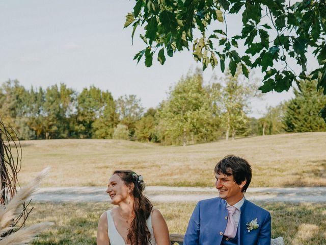 Le mariage de Laurent et Emma à Saint-Clar-de-Rivière, Haute-Garonne 31