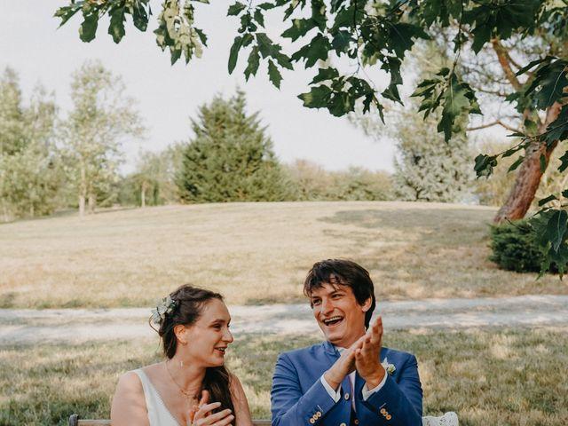 Le mariage de Laurent et Emma à Saint-Clar-de-Rivière, Haute-Garonne 34