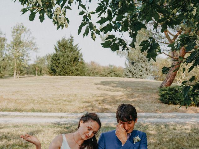 Le mariage de Laurent et Emma à Saint-Clar-de-Rivière, Haute-Garonne 37