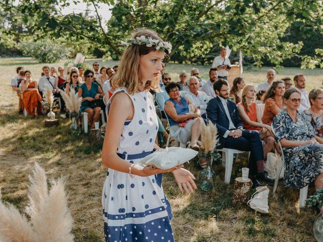 Le mariage de Laurent et Emma à Saint-Clar-de-Rivière, Haute-Garonne 40