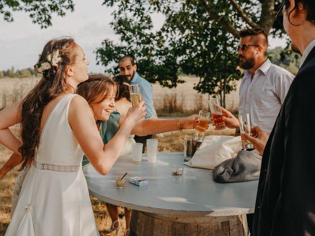 Le mariage de Laurent et Emma à Saint-Clar-de-Rivière, Haute-Garonne 45