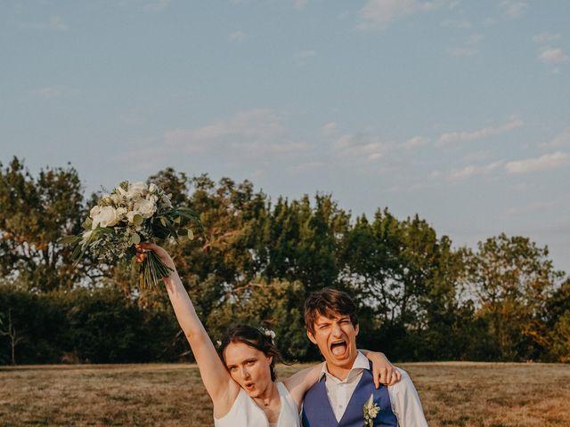 Le mariage de Laurent et Emma à Saint-Clar-de-Rivière, Haute-Garonne 65