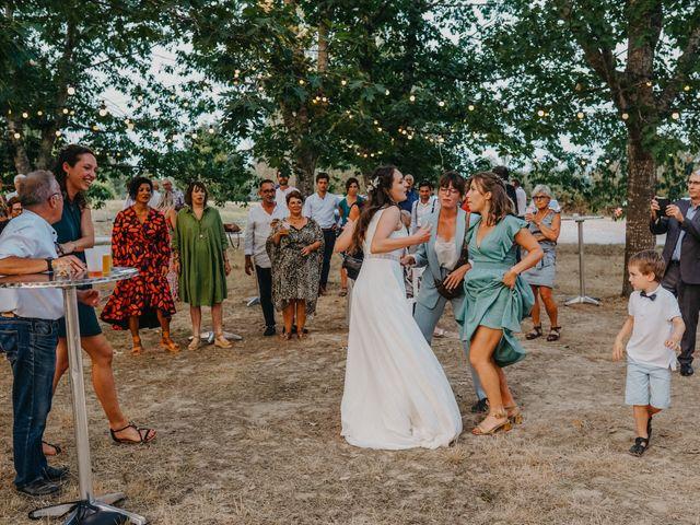 Le mariage de Laurent et Emma à Saint-Clar-de-Rivière, Haute-Garonne 79