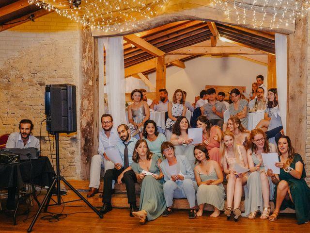Le mariage de Laurent et Emma à Saint-Clar-de-Rivière, Haute-Garonne 100