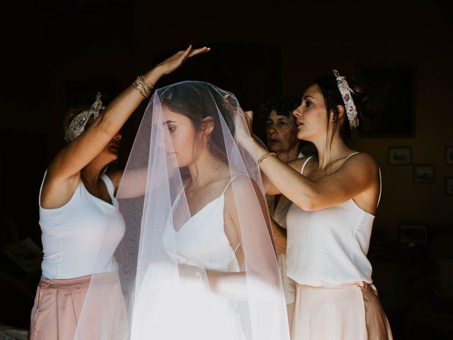 Le mariage de Paul et Isabeau à Saint-Maximin-la-Sainte-Baume, Var 20