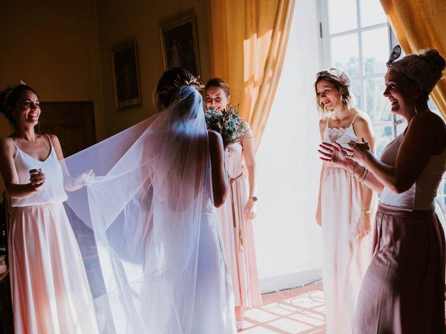 Le mariage de Paul et Isabeau à Saint-Maximin-la-Sainte-Baume, Var 21