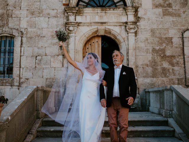 Le mariage de Paul et Isabeau à Saint-Maximin-la-Sainte-Baume, Var 25