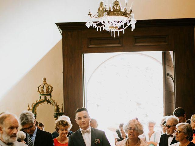 Le mariage de Paul et Isabeau à Saint-Maximin-la-Sainte-Baume, Var 27