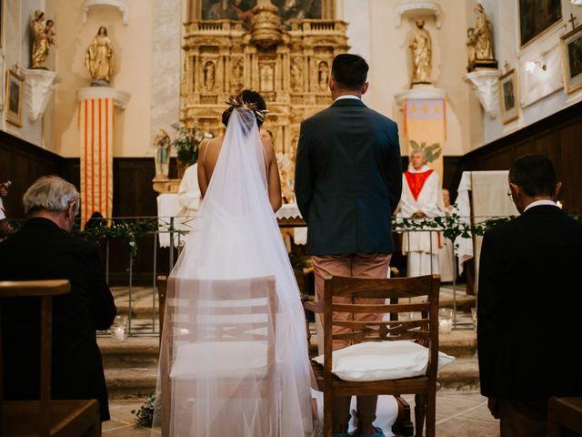 Le mariage de Paul et Isabeau à Saint-Maximin-la-Sainte-Baume, Var 34