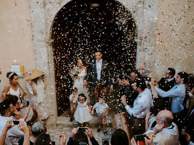 Le mariage de Paul et Isabeau à Saint-Maximin-la-Sainte-Baume, Var 36