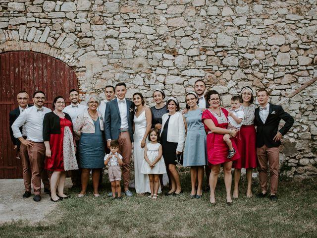 Le mariage de Paul et Isabeau à Saint-Maximin-la-Sainte-Baume, Var 55