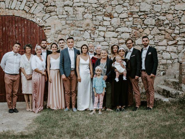 Le mariage de Paul et Isabeau à Saint-Maximin-la-Sainte-Baume, Var 56