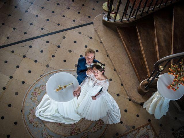 Le mariage de Paul et Angélique à Chamblay, Jura 4