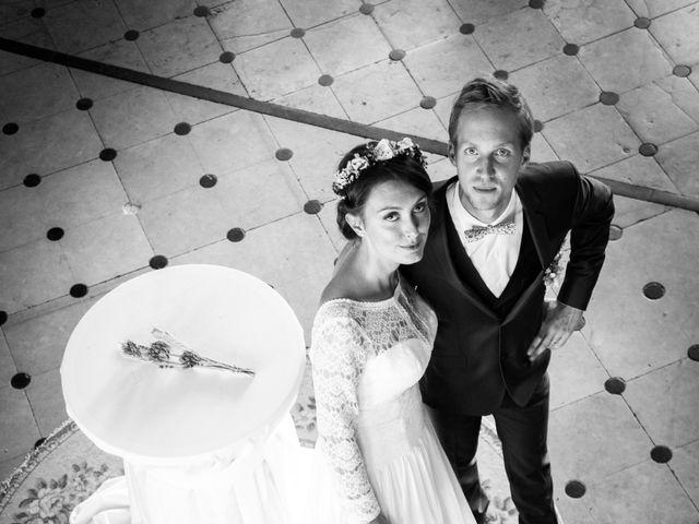 Le mariage de Paul et Angélique à Chamblay, Jura 6
