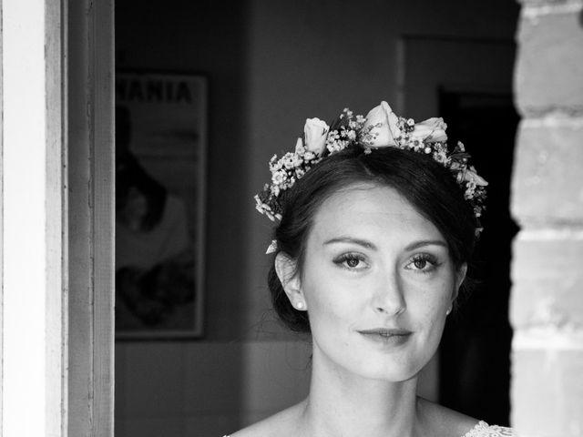 Le mariage de Paul et Angélique à Chamblay, Jura 1