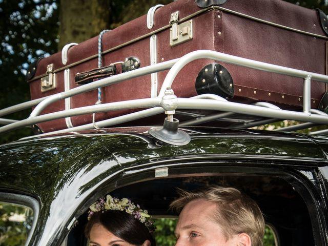 Le mariage de Paul et Angélique à Chamblay, Jura 2