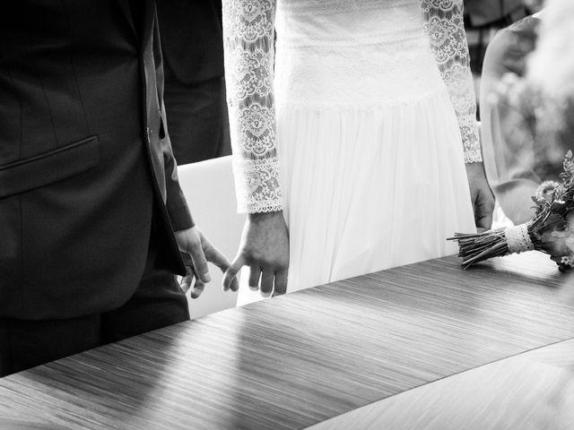 Le mariage de Paul et Angélique à Chamblay, Jura 13