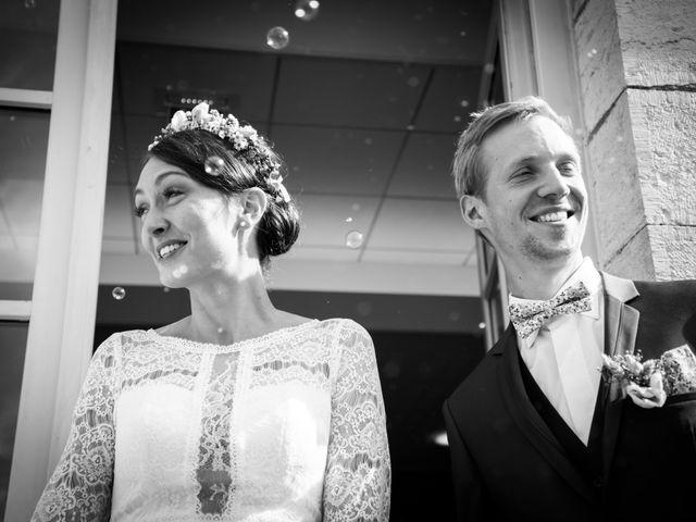 Le mariage de Paul et Angélique à Chamblay, Jura 14