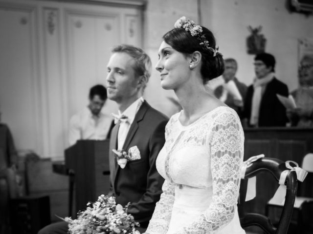 Le mariage de Paul et Angélique à Chamblay, Jura 18