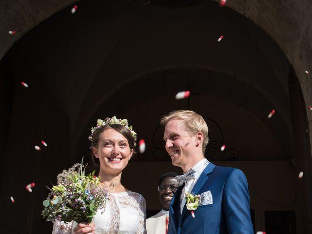 Le mariage de Paul et Angélique à Chamblay, Jura 20