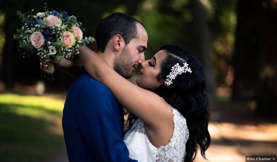 Le mariage de Ludovic et Mouna à Nantes, Loire Atlantique