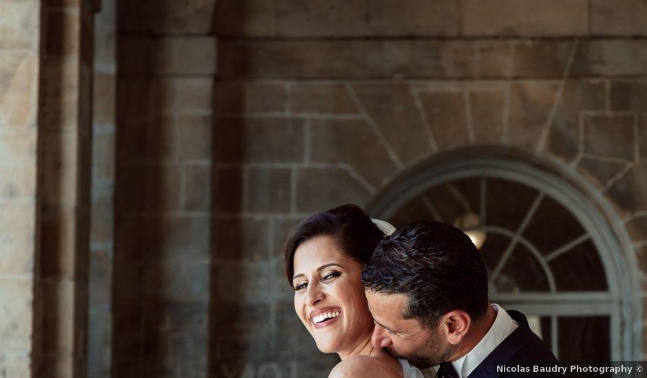 Le mariage de Ihab et Ornella à Ris-Orangis, Essonne