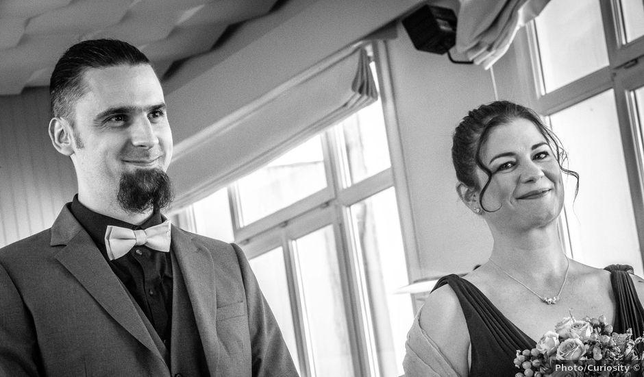 Le mariage de Séverine et Gilles à Couëron, Loire Atlantique