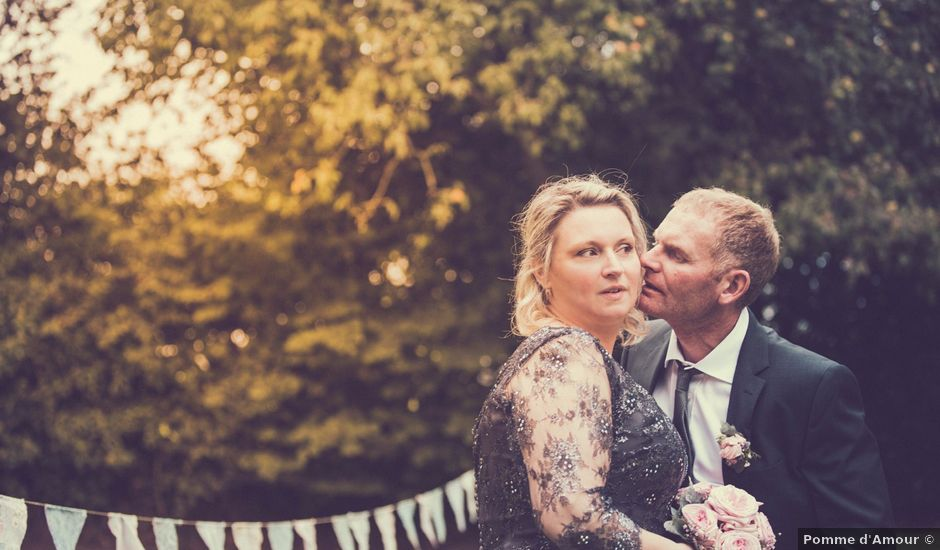 Le mariage de Pascal et Stéphanie à Percy, Manche