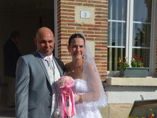 Le mariage de Isabelle et Fabien 1