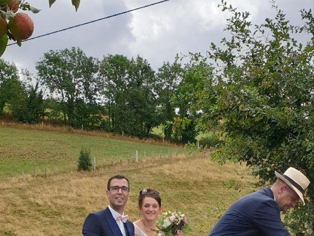 Le mariage de Fabien et Anaïs  à Véranne, Loire 4