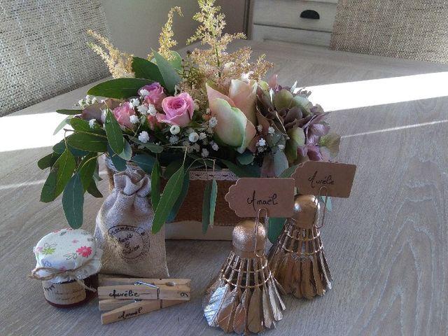 Le mariage de Fabien et Anaïs  à Véranne, Loire 1