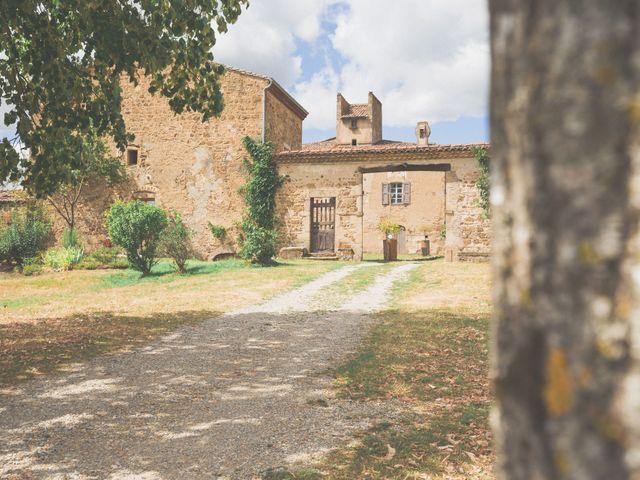 Le mariage de Fabien et Anaïs  à Véranne, Loire 15