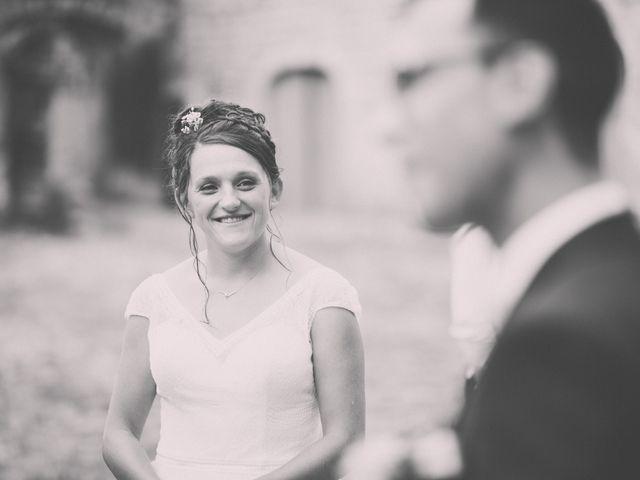 Le mariage de Fabien et Anaïs  à Véranne, Loire 17