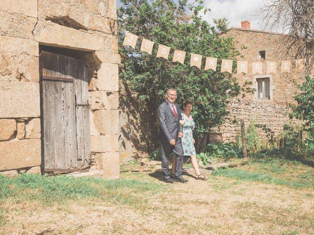 Le mariage de Fabien et Anaïs  à Véranne, Loire 18