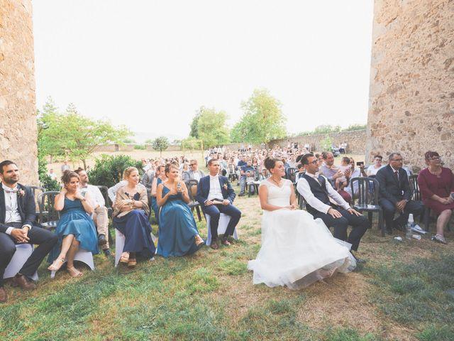 Le mariage de Fabien et Anaïs  à Véranne, Loire 20