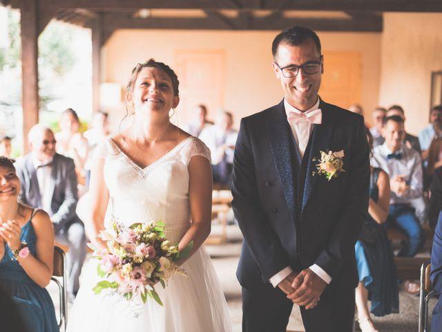 Le mariage de Fabien et Anaïs  à Véranne, Loire 22