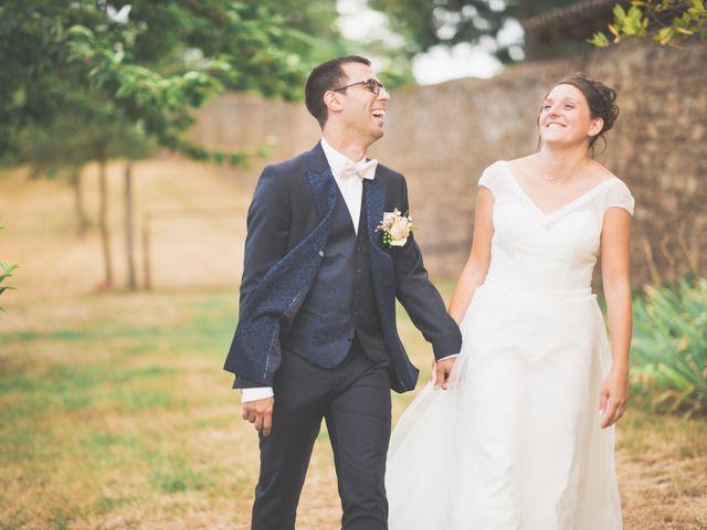Le mariage de Fabien et Anaïs  à Véranne, Loire 24