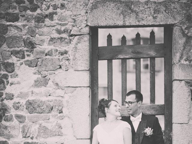 Le mariage de Fabien et Anaïs  à Véranne, Loire 25