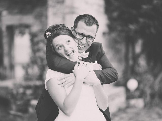Le mariage de Fabien et Anaïs  à Véranne, Loire 26