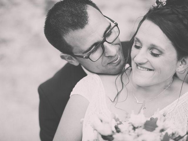 Le mariage de Fabien et Anaïs  à Véranne, Loire 27