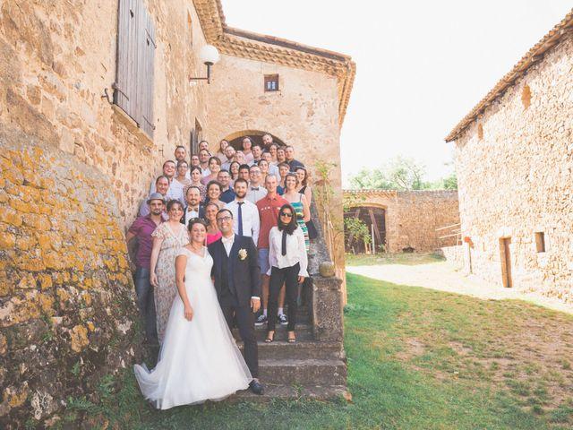 Le mariage de Fabien et Anaïs  à Véranne, Loire 32