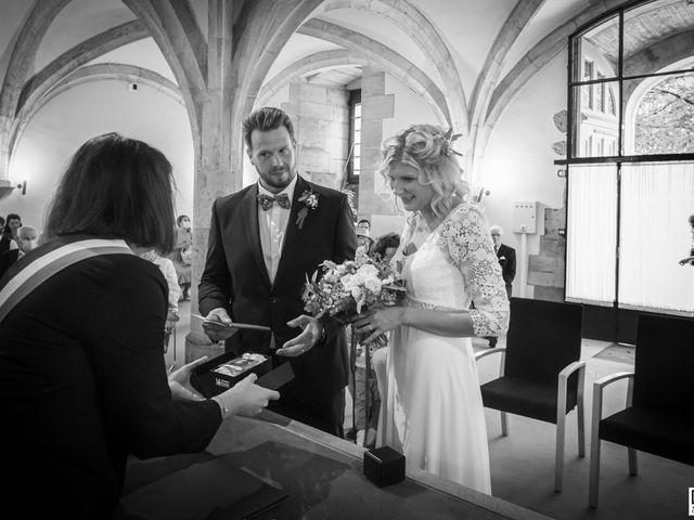 Le mariage de Rodolphe et Maud à Dijon, Côte d'Or 2