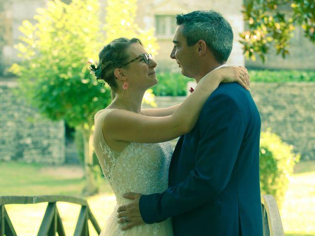Le mariage de Guillaume et Marie à La Trimouille, Vienne 21