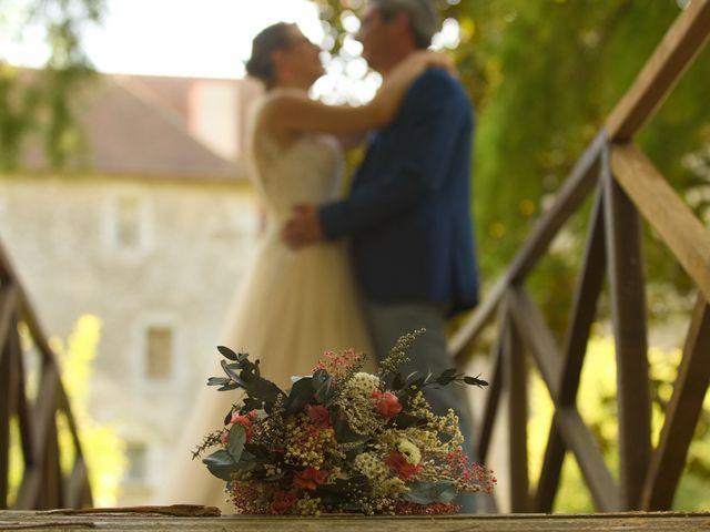 Le mariage de Guillaume et Marie à La Trimouille, Vienne 22