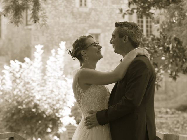 Le mariage de Guillaume et Marie à La Trimouille, Vienne 23